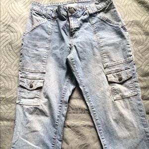 CATO, SIZE 6 JEANS